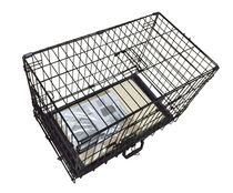 Cool Runners Large Wire Crate & Mat