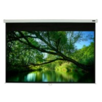 EluneVision Triton Manual PullDown Projector Screen