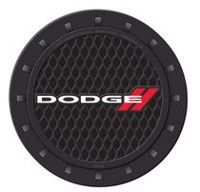 Dodge Cup Holder Coaster