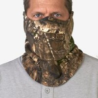 Realtree Fleece Neck Gaiter