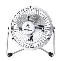 """Westinghouse 4"""" Mini USB Desk Fan"""