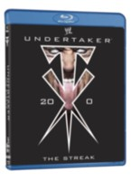 WWE 2012 - Undertaker - The Streak (Blu-ray) (French)