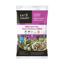 Eat Smart Spicy Sweet Kale Chopped Salad Kit