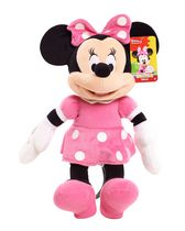 Disney Minnie in Pink Medium Plush Toy