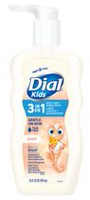 Dial Kids Peachy Clean Hair+Body Wash- 709ml