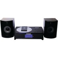 Sylvania Bluetooth CD Micro System with FM Radio
