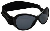 Banz - Retro Baby Banz Sunglasses - Black - 0-2 years