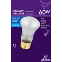 Incandescent R16 Spot 60W 1CD