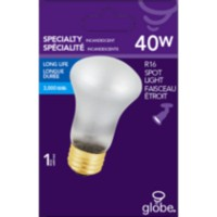 Incandescent R16 Spot 40W 1CD