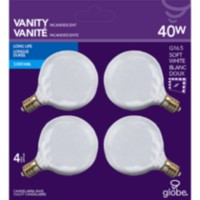 Incandescente G16.5 40W Claire 4CD