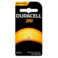 Duracell 319 1.5V Silver Oxide Watch/Electronic Battery