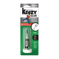 Elmers Products Krazy Glue Tube d'adhérence maximale