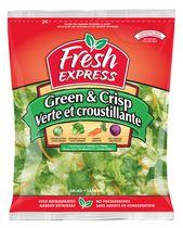 Fresh Express Green & Crisp Salad
