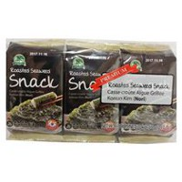 Evergreen Roasted Seaweed Snack