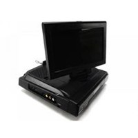 "Sylvania 10"" Undercounter Bluetooth TV/DVD Player"