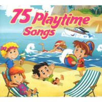 The Sunshine Kids - 75 Playtime Songs (3CD)