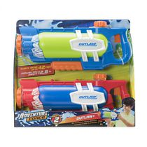 Adventure Force Outlaw 2pk water blasters