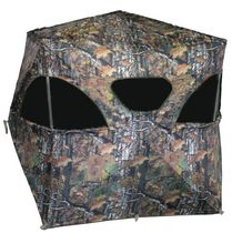 ALTAN Watch Tower, large and comfortable 2 person hunting ground blind