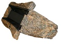 ALTAN Deluxe Waterfowl Blind Layout