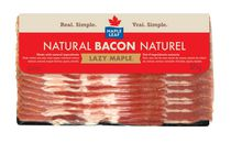 Maple Leaf Lazy Maple Natural Bacon