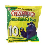 Mamee Monster Chicken Noodle Snack
