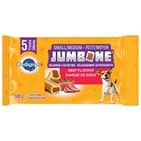 Pedigree Jumbone Small/Medium 5 pack