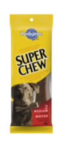 Pedigree Super Chew Medium Dog 260g