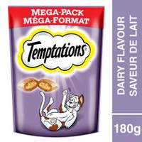 Whiskas Temptations Creamy Dairy Flavour Treats for Cats