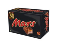 Mars Canada Fun Size Chocolate Bars