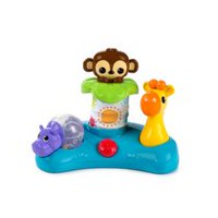 Bright Starts Lights & Laughs Safari Baby Toy