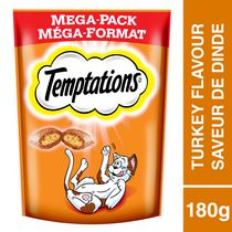 Whiskas Temptations Tantalizing Turkey Flavour Treat for Cats