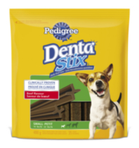 Pedigree Dentastix Beef Flavour Daily Snacks Adult Dogs Food
