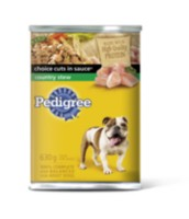 Pedigree Choice Cuts in Sauce - Country Stew, 630g