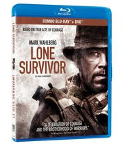 Lone Survivor (Blu-ray/DVD Combo)
