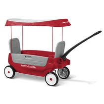 Radio Flyer Wagon de tribune de luxe