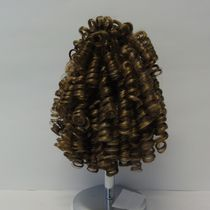 Fashion Hair Loose Curls Drawstring Dark Blonde
