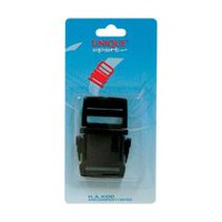 Unique Sport 25 mm Parachute Clip Black