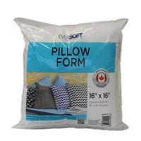 "Eversoft 16"" Pillow Form"