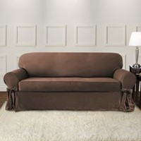 Housses de sofa d coratives chez walmart for Housse sofa walmart