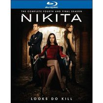 Nikita: The Complete Fourth And Final Season (Blu-ray + Digital HD)