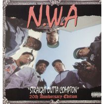 N.W.A. - Straight Outta Compton: 20th Anniversary Edition (Vinyl)