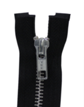 Costumakers One Way Separable Zipper 60cm - Black