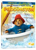 Paddington (Blu-ray/DVD Combo + Digital Copy)