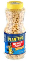 Planters Dry Roasted Peanuts with Salt