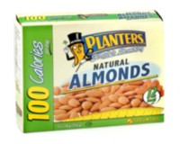 Planters Sensible Snacking Natural Almonds
