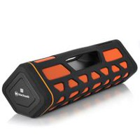 blackweb Soundboom Rugged Splashproof Wireless Speaker