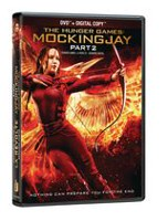 Hunger Games Mockingjay - Part 2 (DVD + Digital Copy)