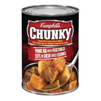 Campbell's Chunky Prime Rib & Vegetables Soup