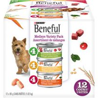 Purina® Beneful® Medley Dog Food Variety Pack