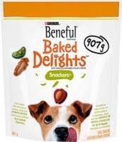 Purina® Beneful® Baked Delights™ Snackers™ Dog Snacks